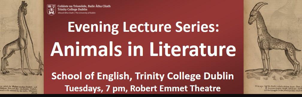 creative writing courses trinity college dublin