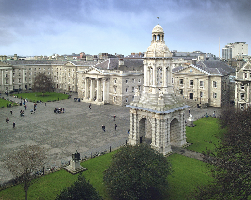 TCD front square