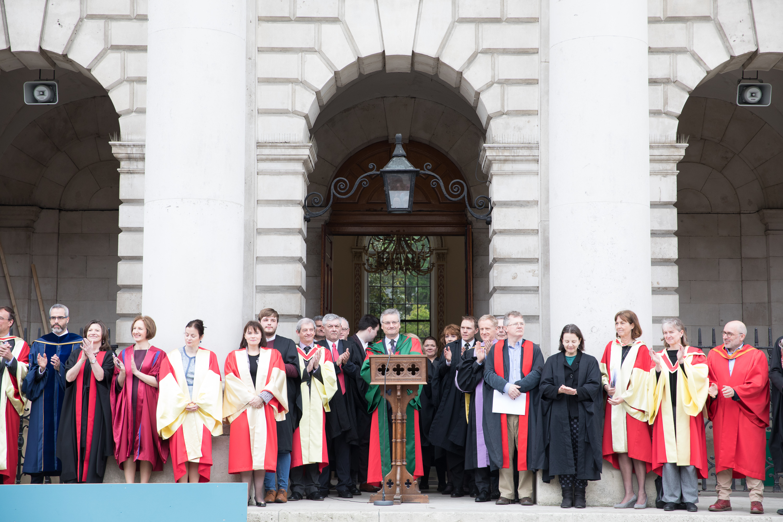 Fellowship - Fellows & Scholars : Trinity College Dublin, the