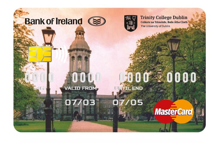 Affinity credit card development alumni trinity college dublin benefits to you reheart Images