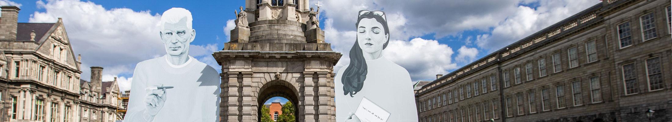 Trinity College Dublin, the University of Dublin, Ireland