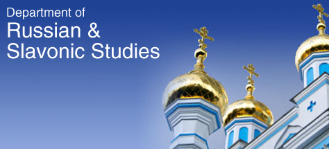 Department of Russian & Slavonic Studies