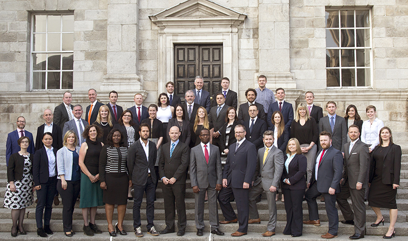 Trinity Business School Executive MBA is now in top 50 in