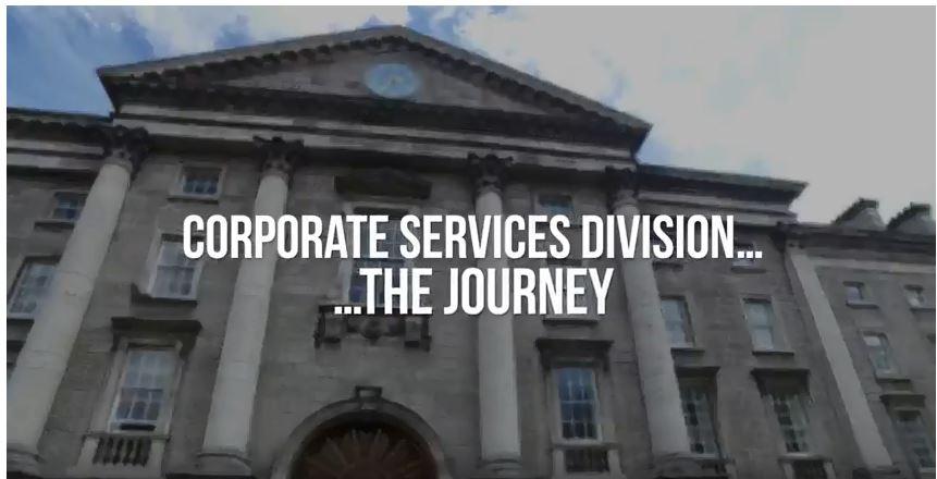 Corporate Services Division - Trinity College Dublin
