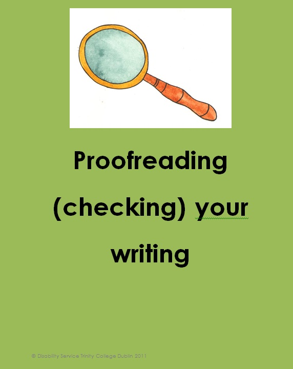 proofread college essays