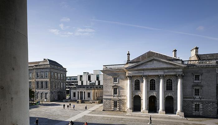 Trinity College Dublin Graduate Studies Office