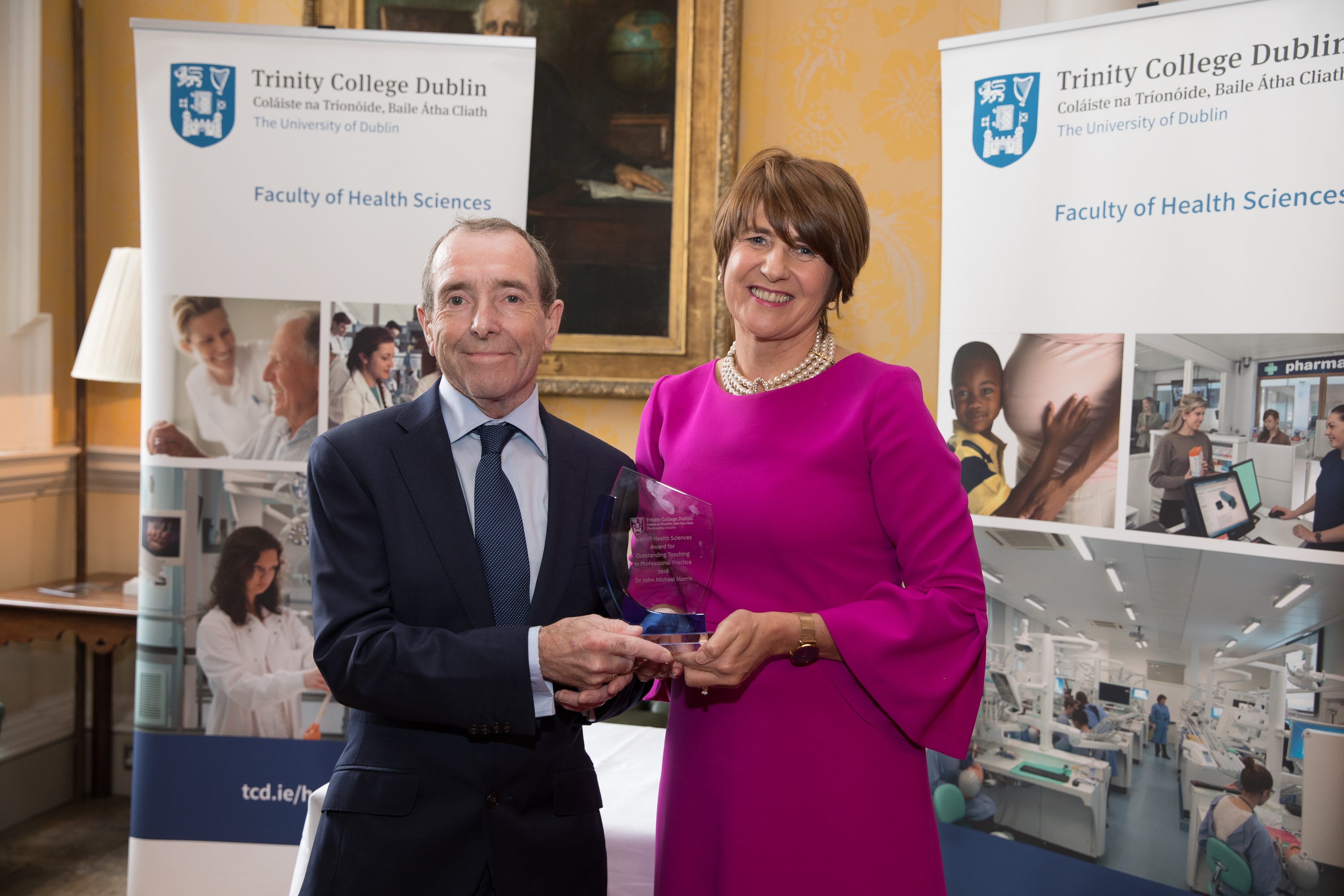 Dean's Award for Outstanding Contribution to Teaching in