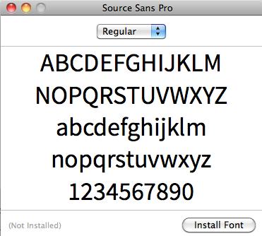 calibri font otf free download