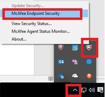 uninstall mcafee endpoint protection mac os x