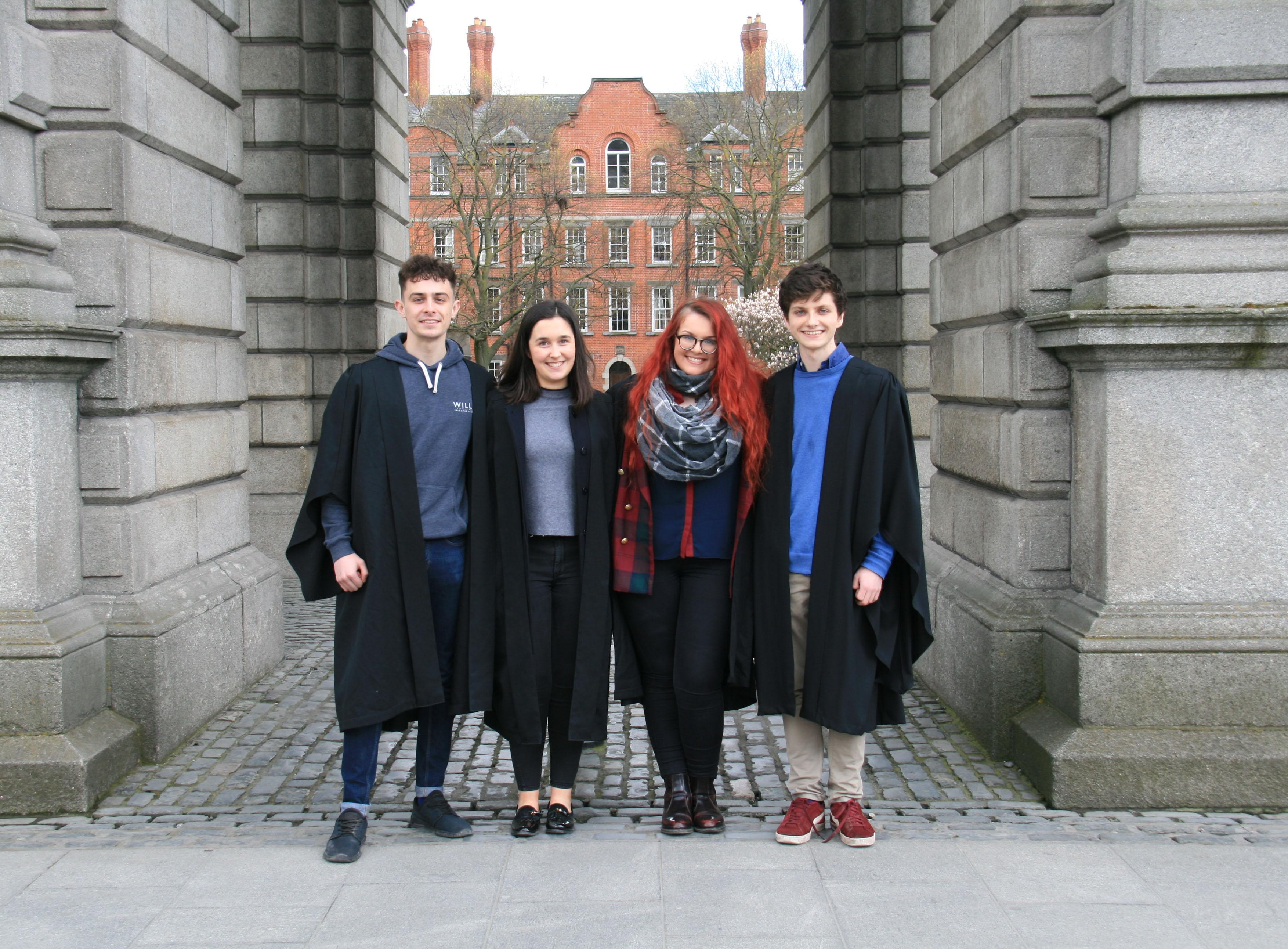 Home - School of Law - Trinity College Dublin