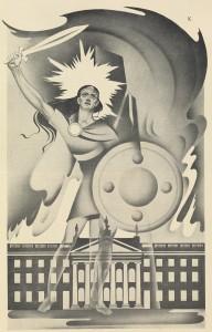 Capuchin Annual 1942(Celtic Warrior)