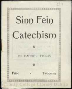 Sinn Fein Catechism (s.l., n.d.)