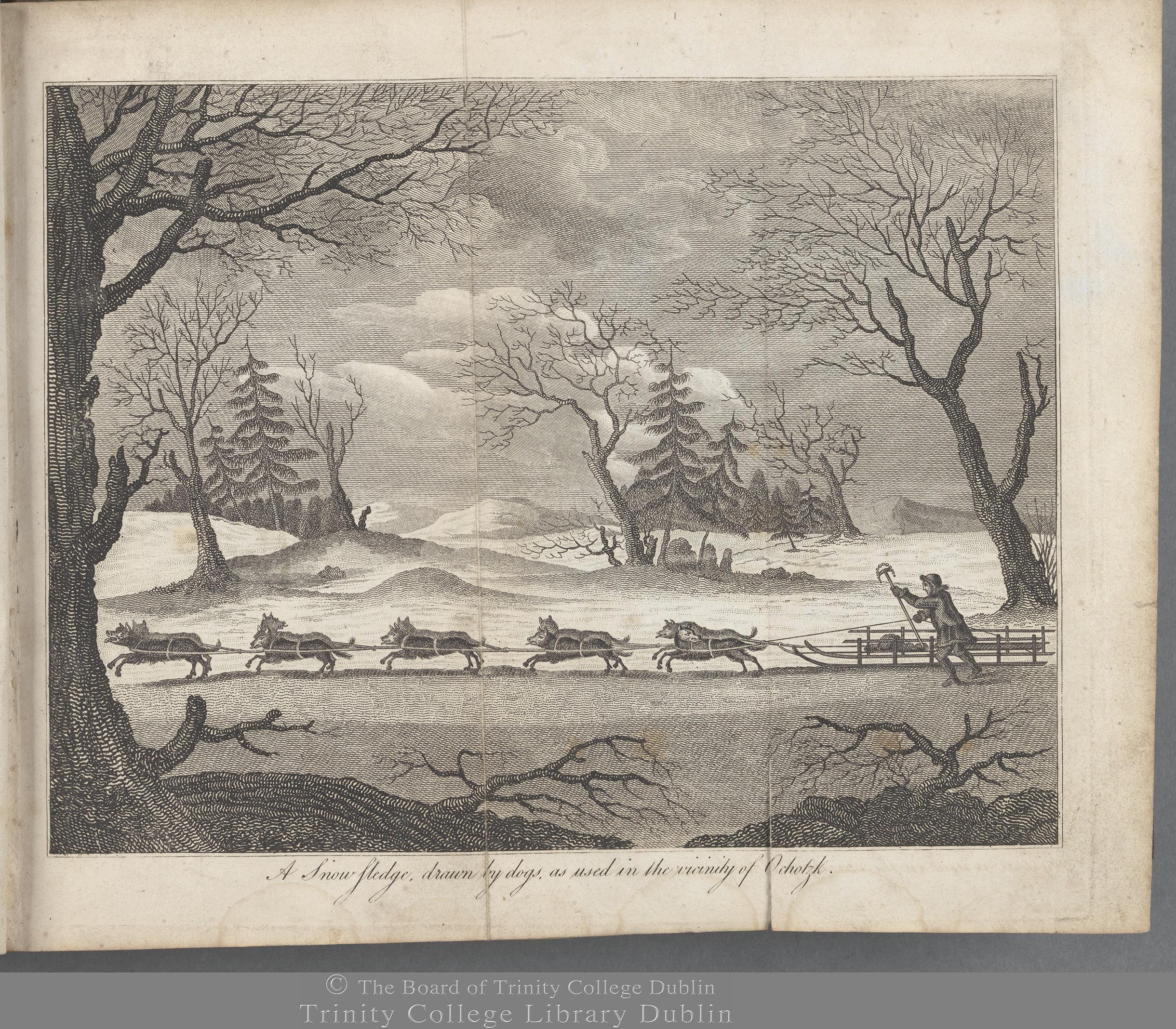 G.A. Sarychev: Puteshestvie flota kapitana, London 1806-07