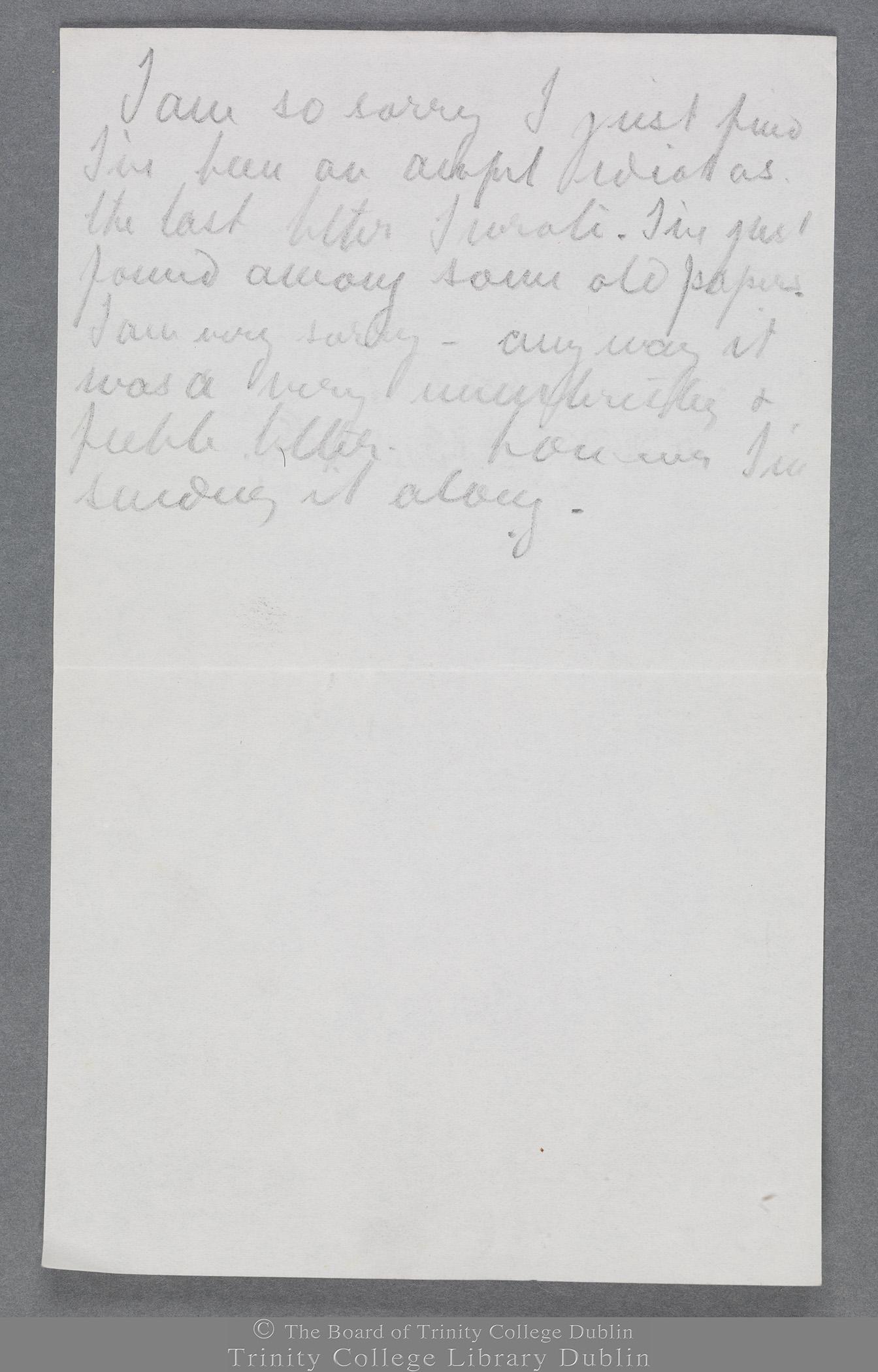 TCD MS 10247/1/826 folio 4 verso