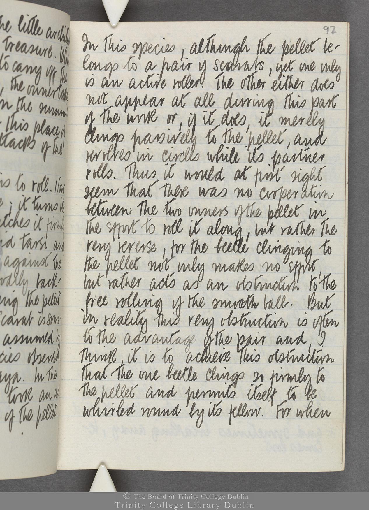 TCD MS 10515 folio 92 recto