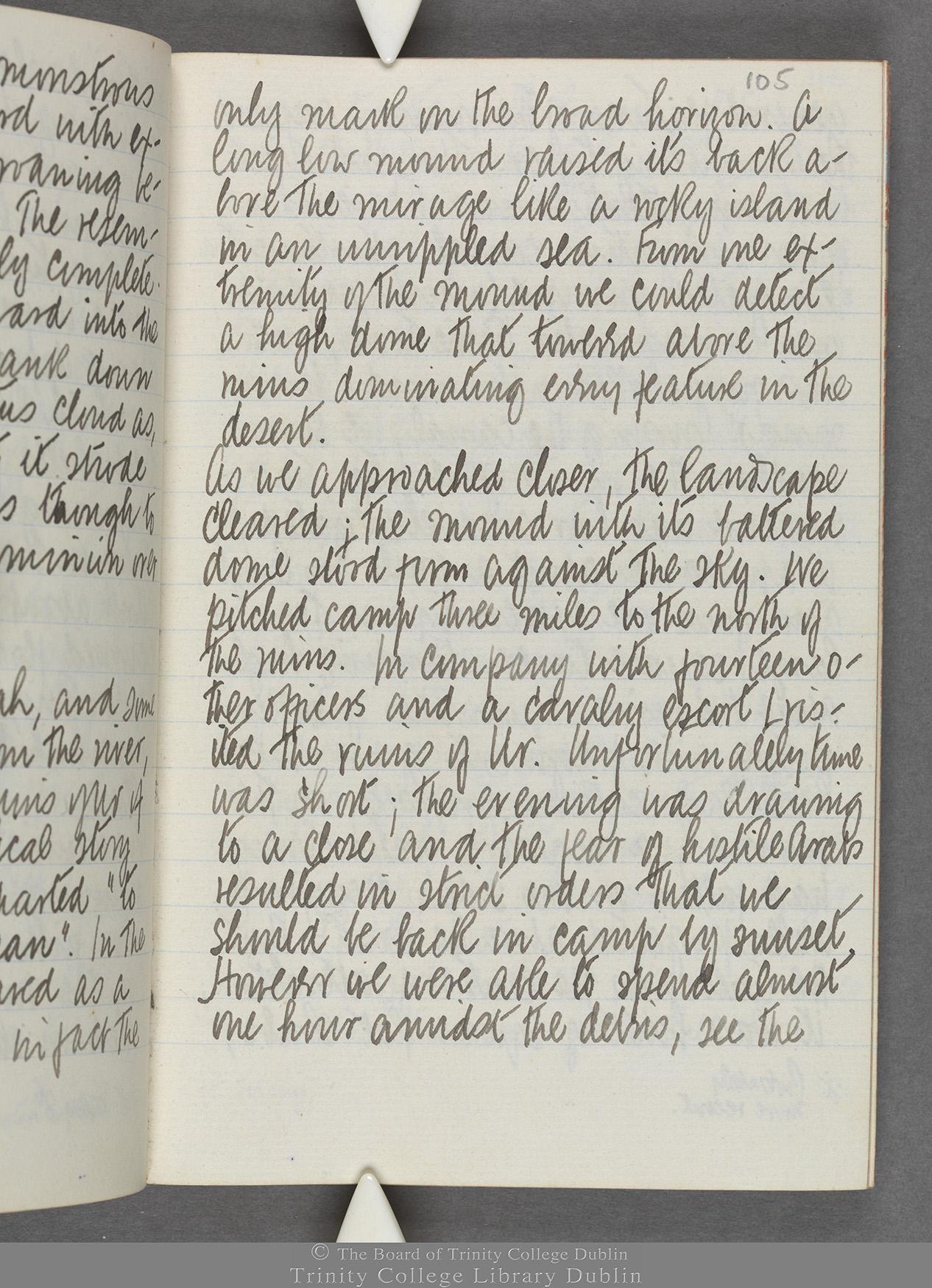 TCD MS 10515 folio 105 recto