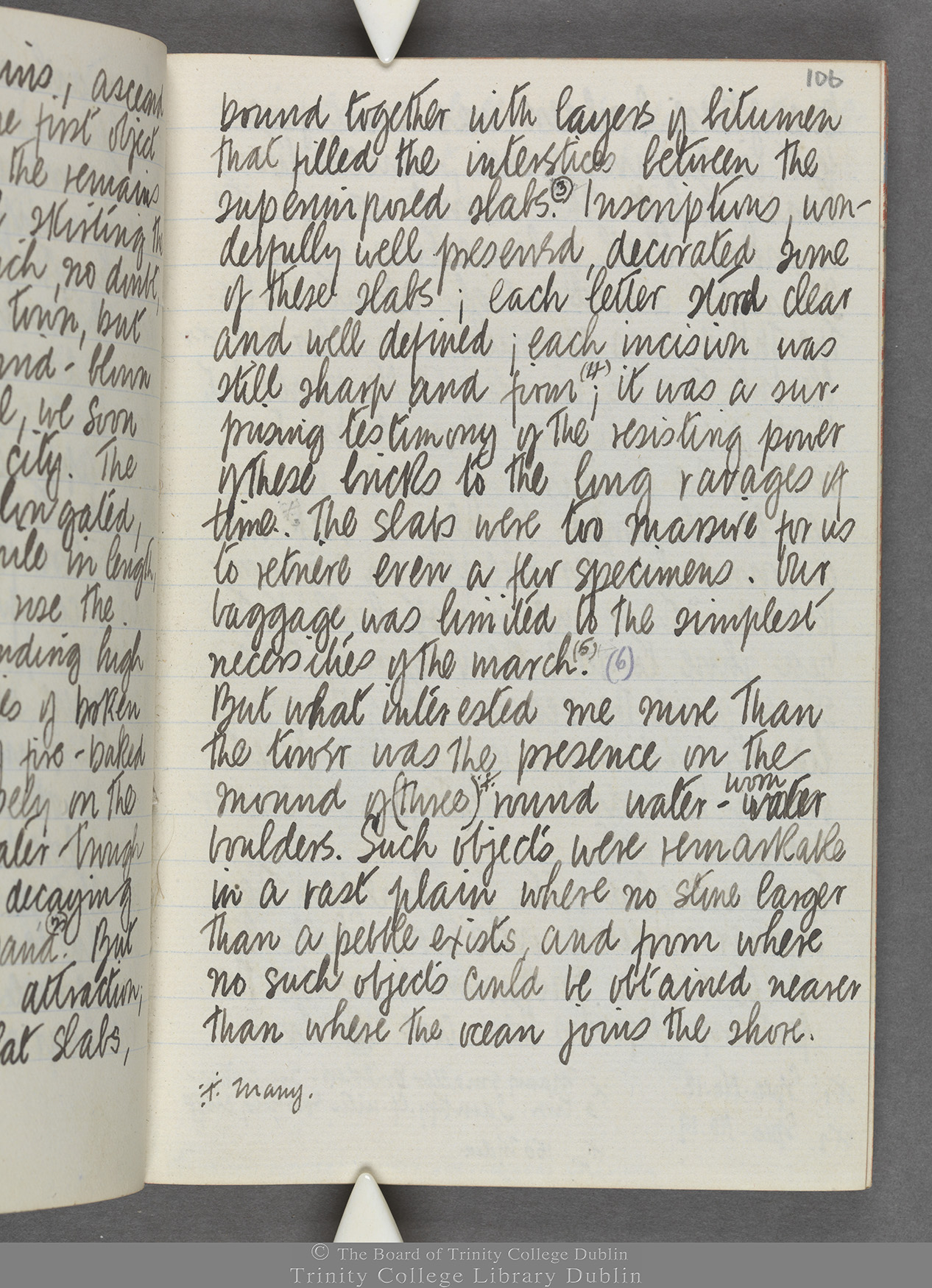 TCD MS 10515 folio 106 recto