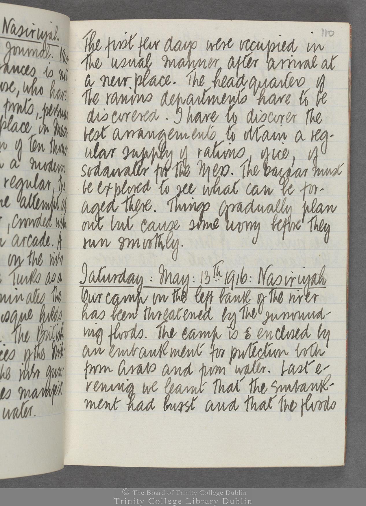 TCD MS 10515 folio 110 recto