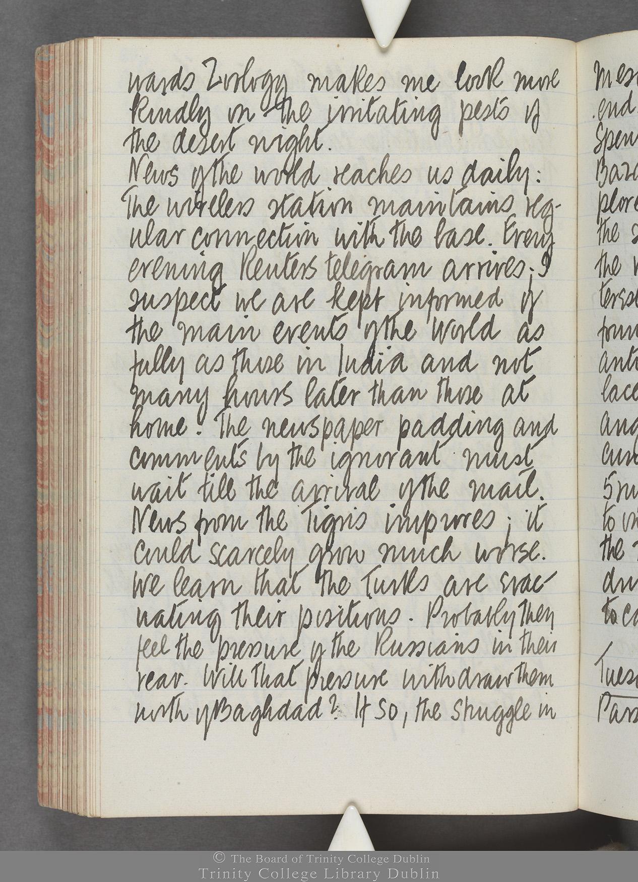 TCD MS 10515 folio 118 verso