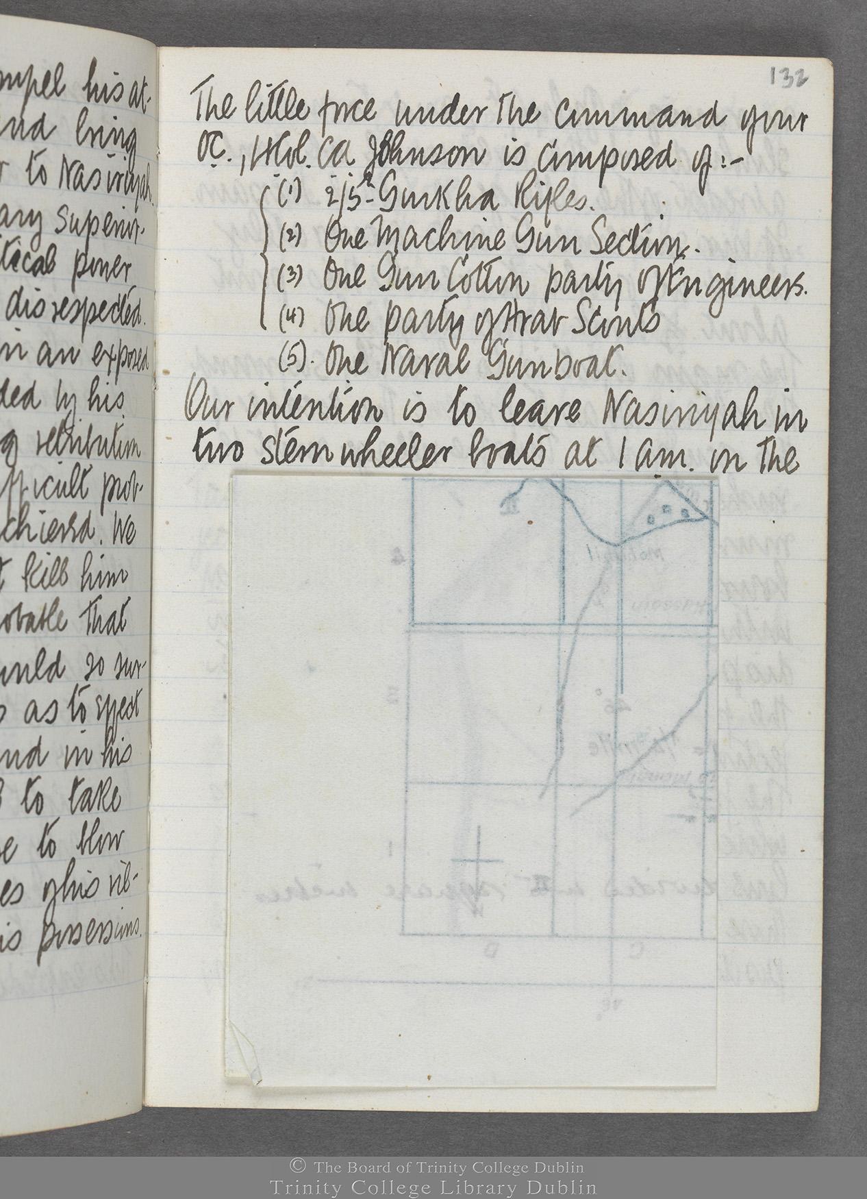 TCD MS 10515 folio 132 recto