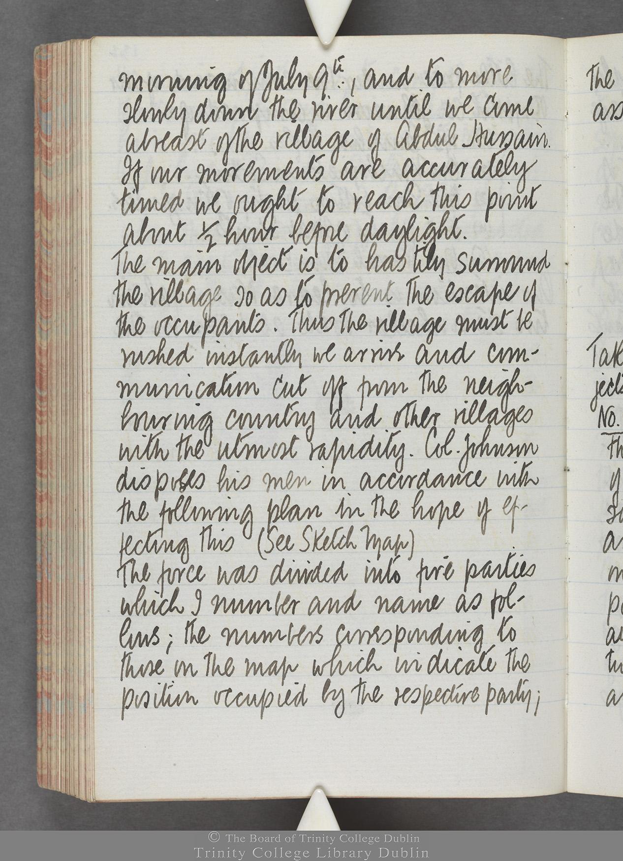 TCD MS 10515 folio 132 verso