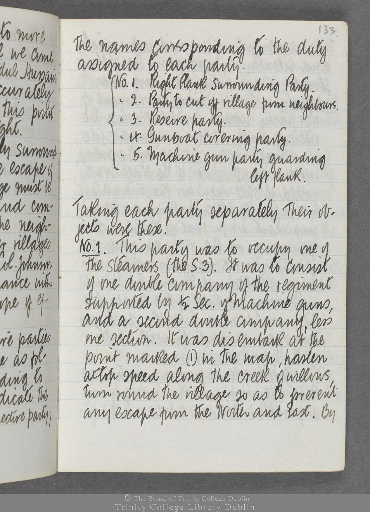 TCD MS 10515 folio 133 recto