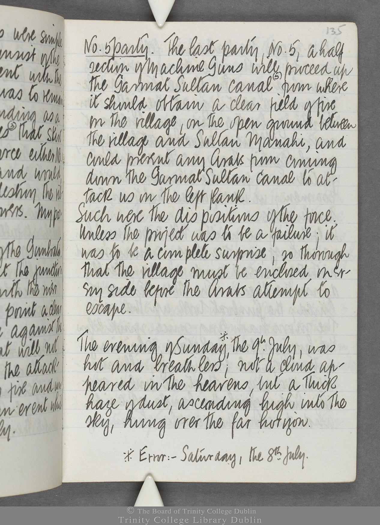 TCD MS 10515 folio 135 recto