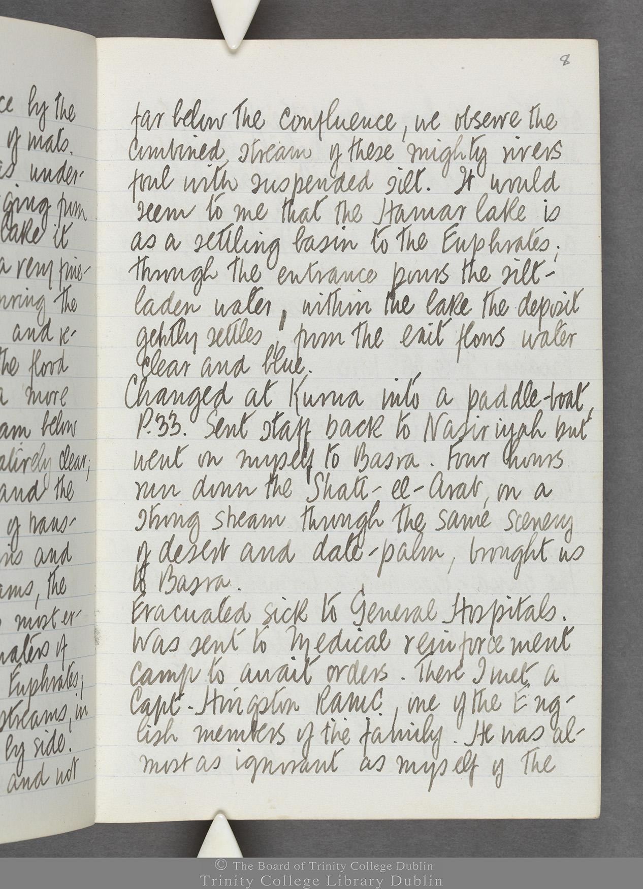 TCD MS 10516 folio 8 recto