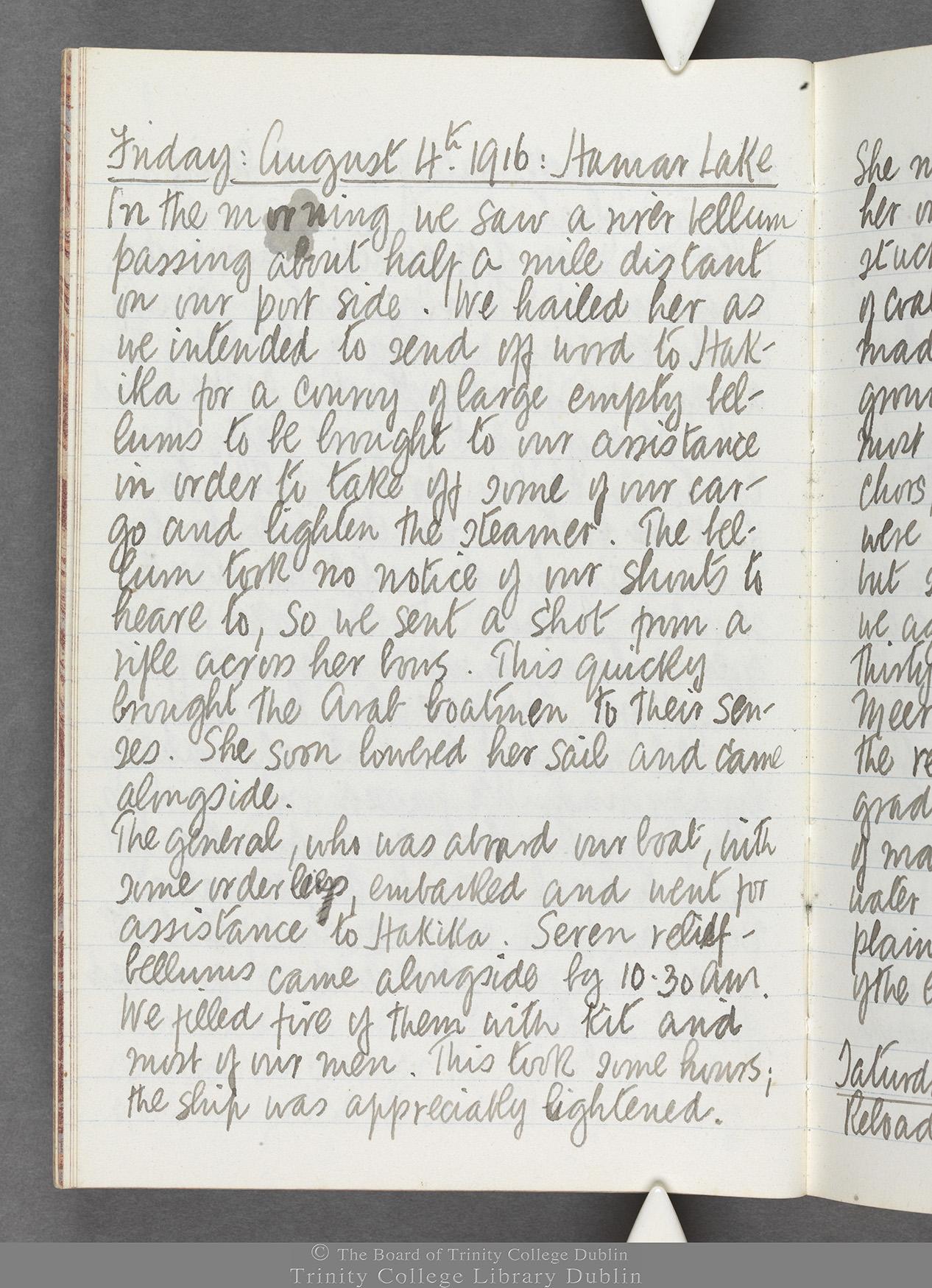 TCD MS 10516 folio 13 verso