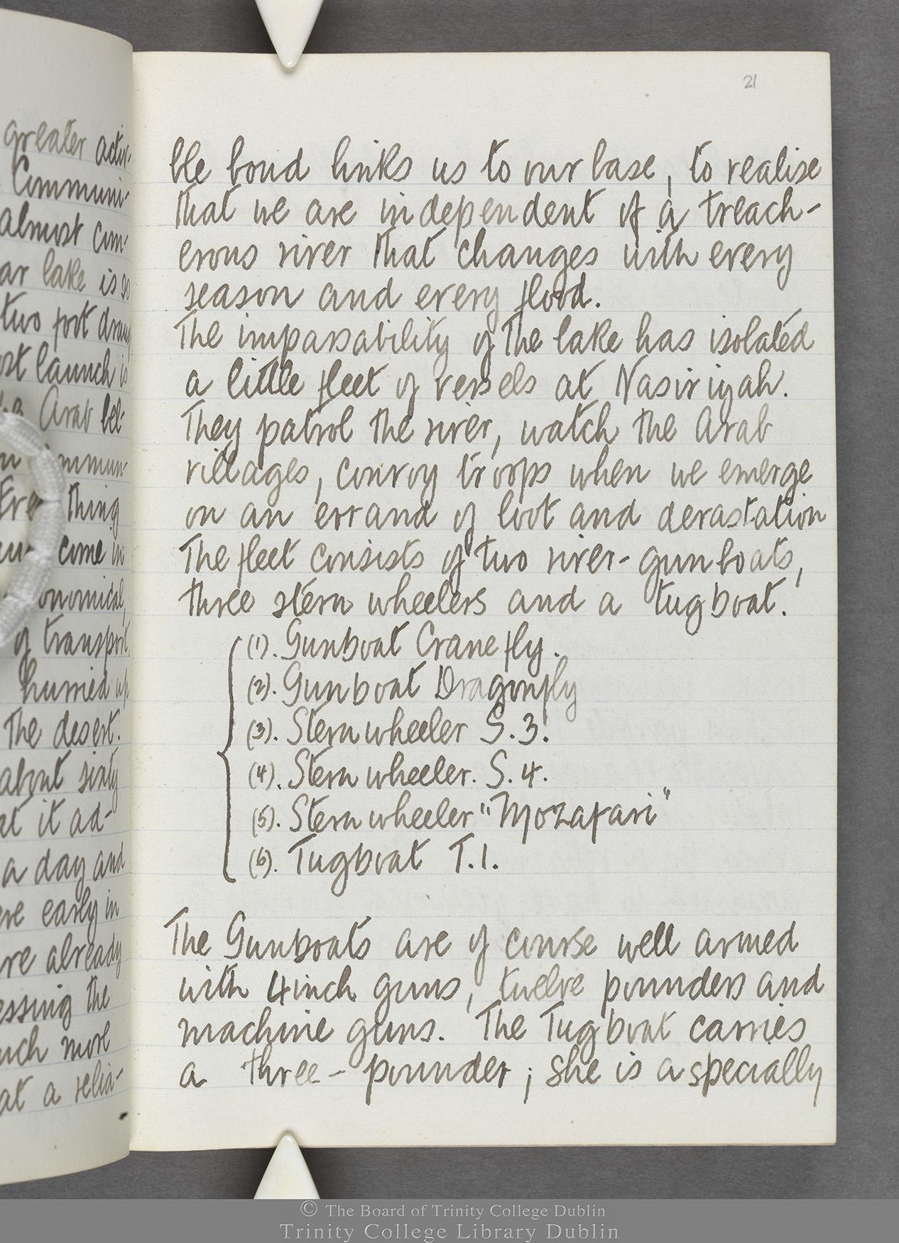 TCD MS 10516 folio 21 recto