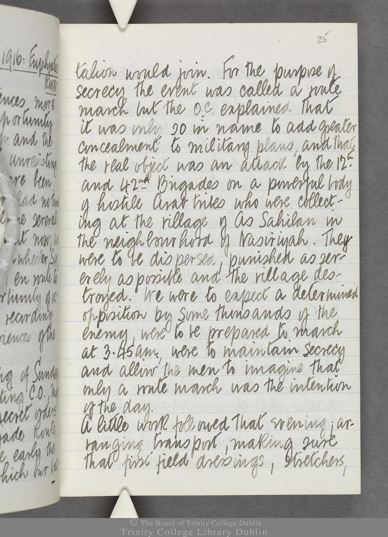 TCD MS 10516 folio 25 recto