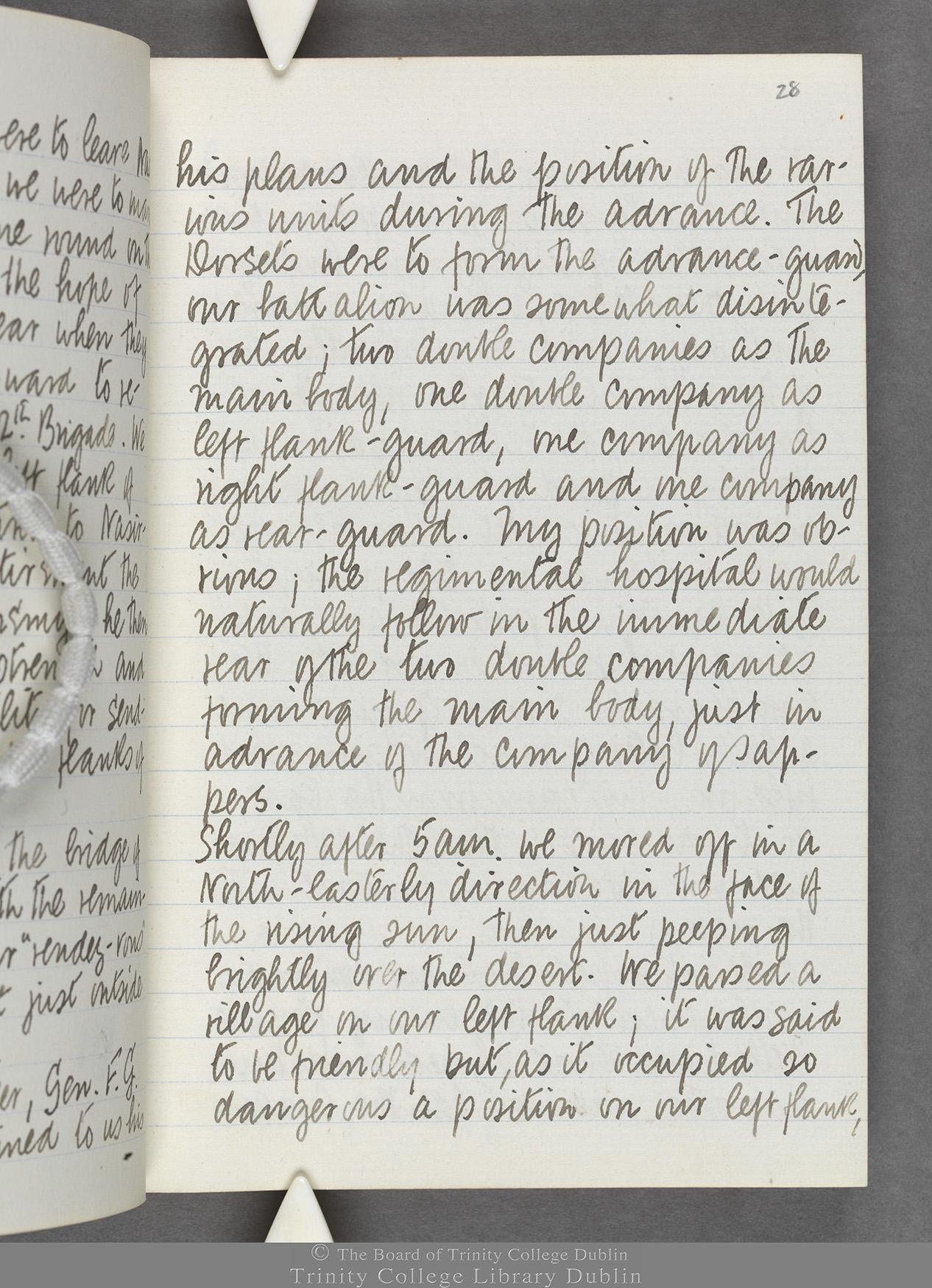 TCD MS 10516 folio 28 recto