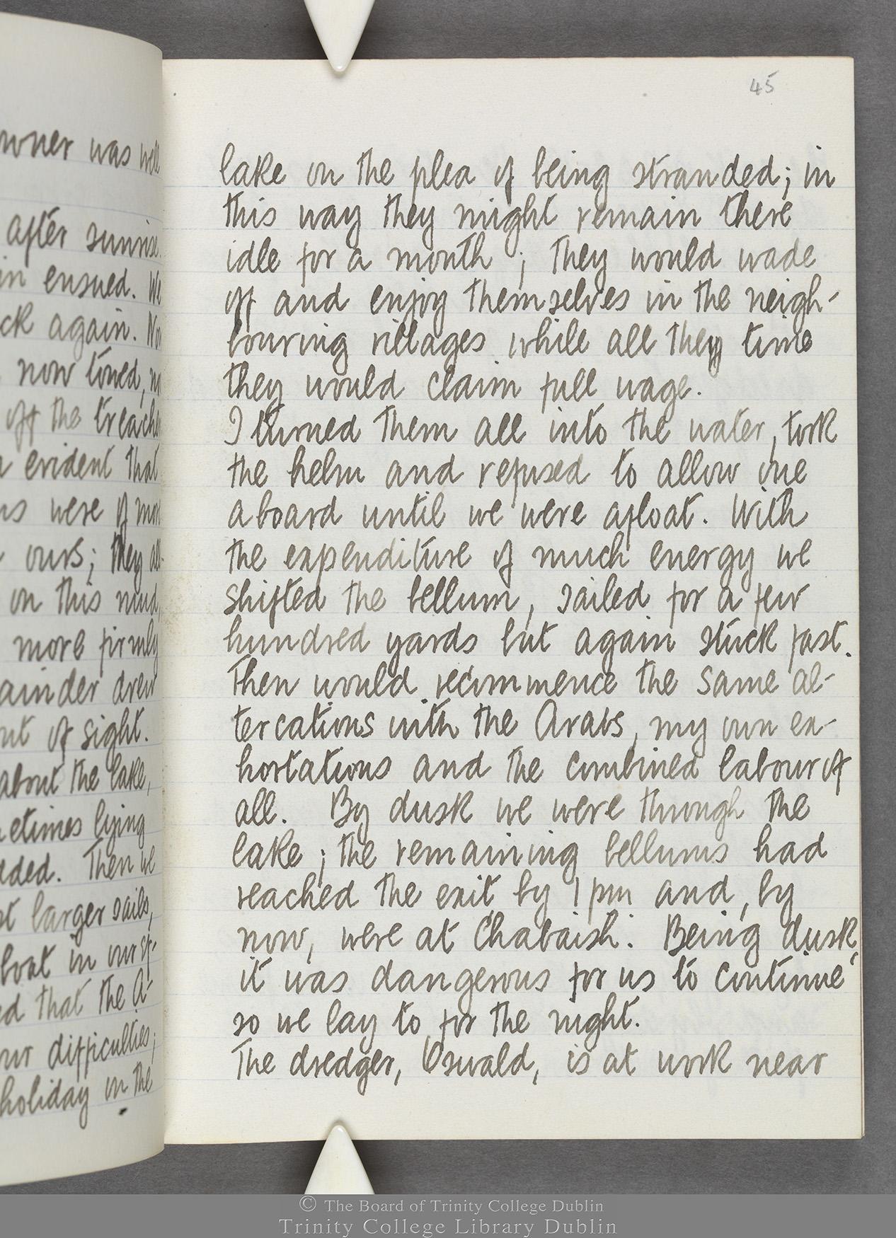 TCD MS 10516 folio 45 recto