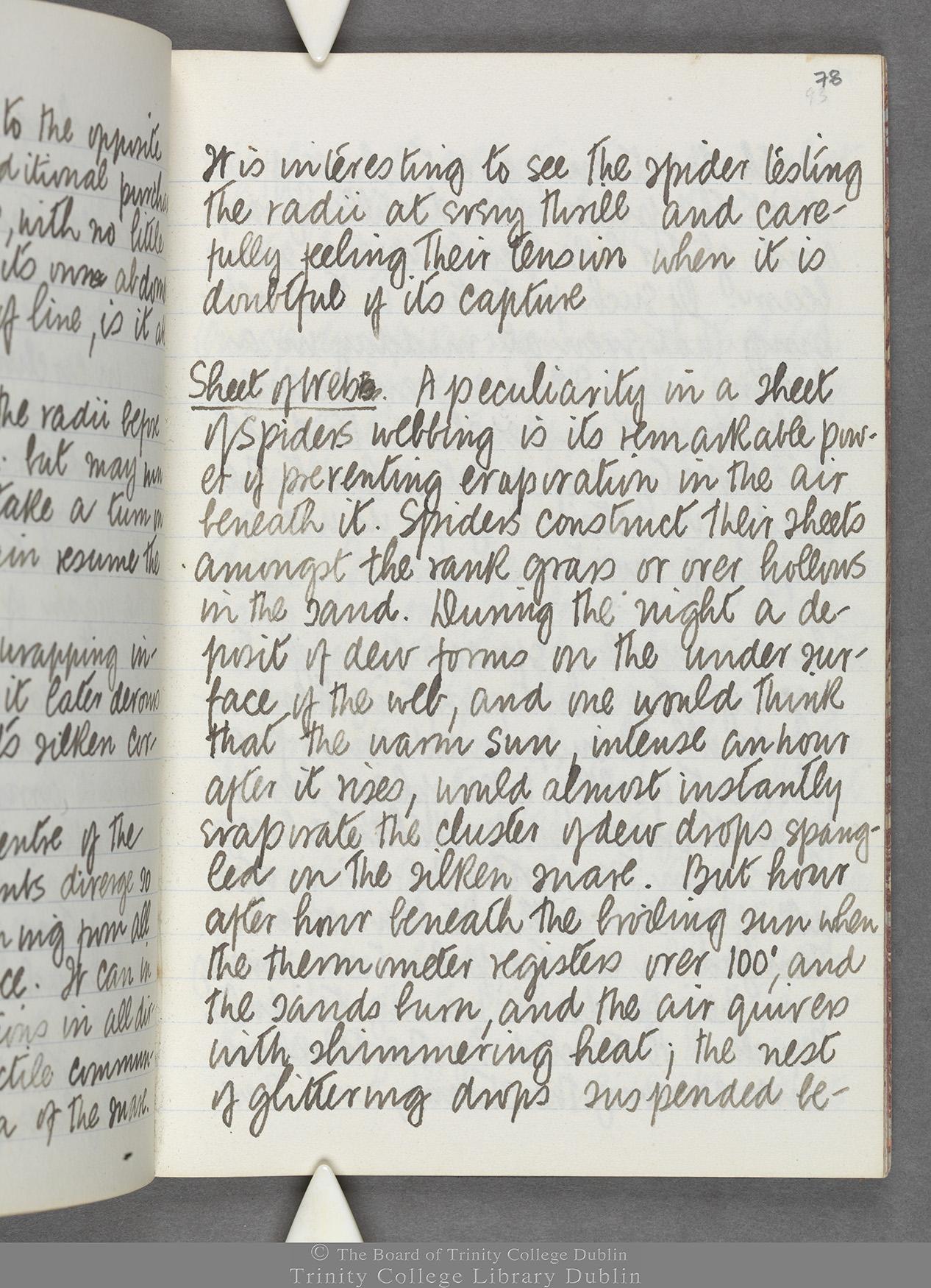 TCD MS 10516 folio 78recto