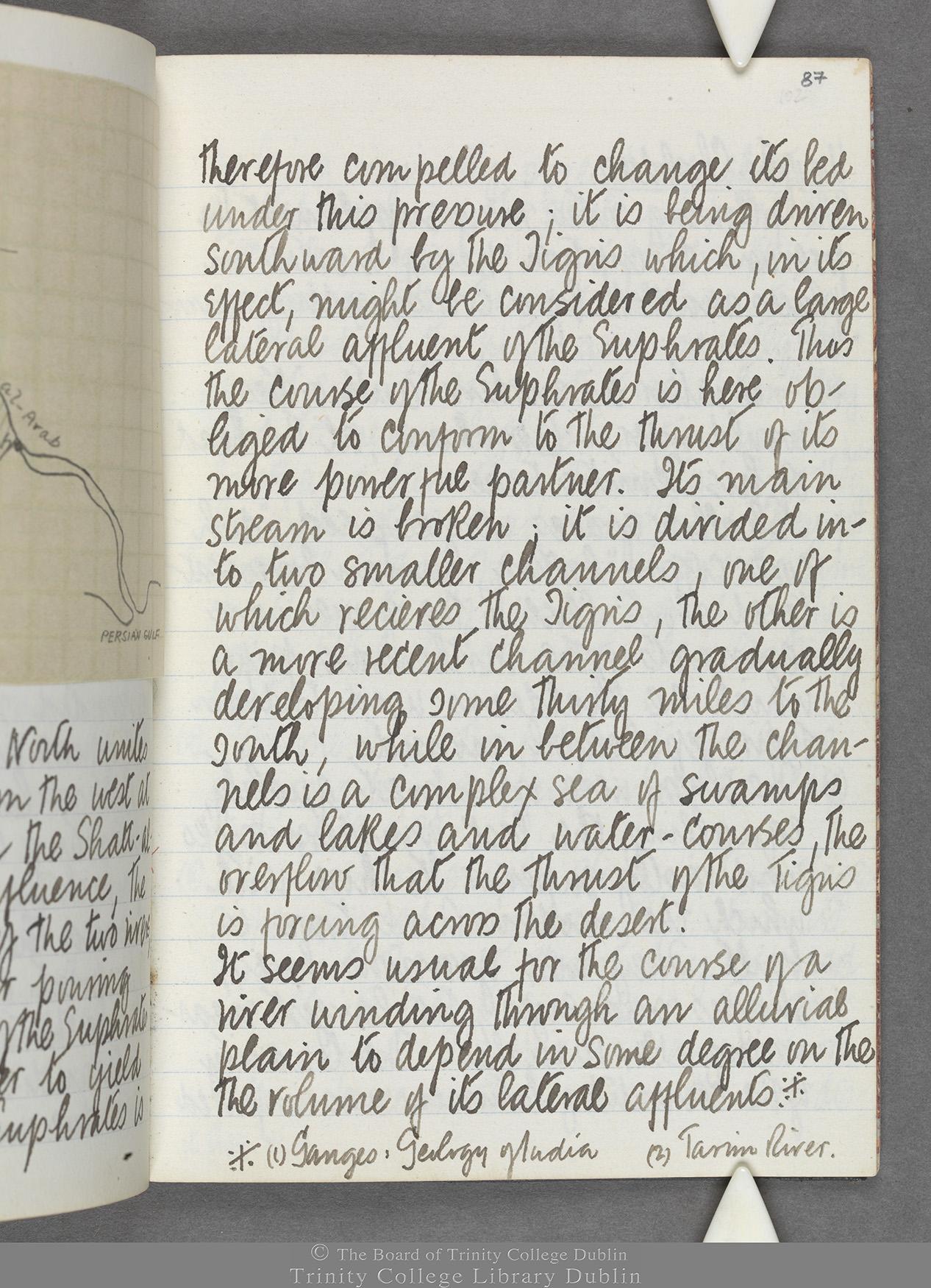 TCD MS 10516 folio 87 recto