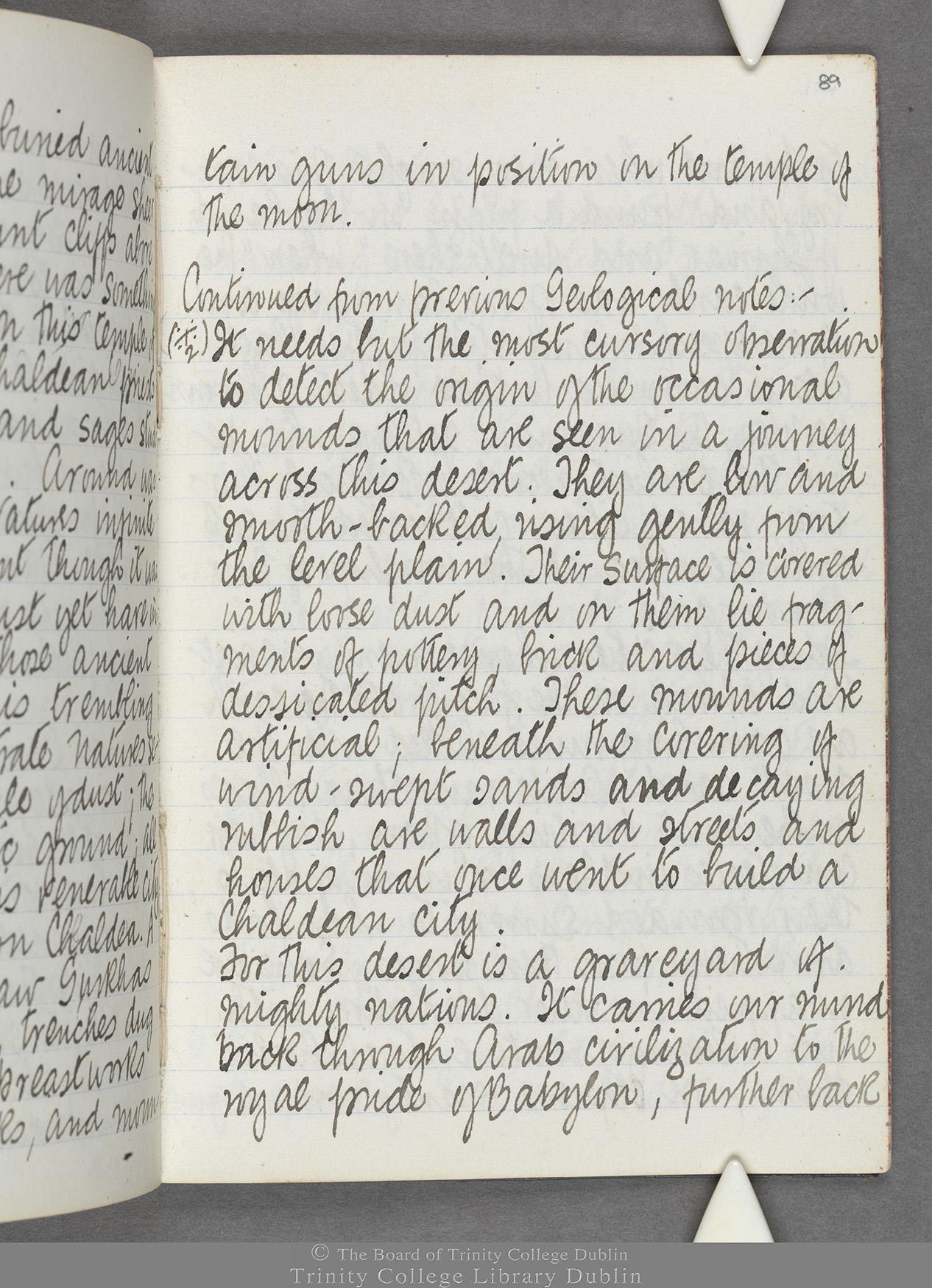 TCD MS 10516 folio 89 recto