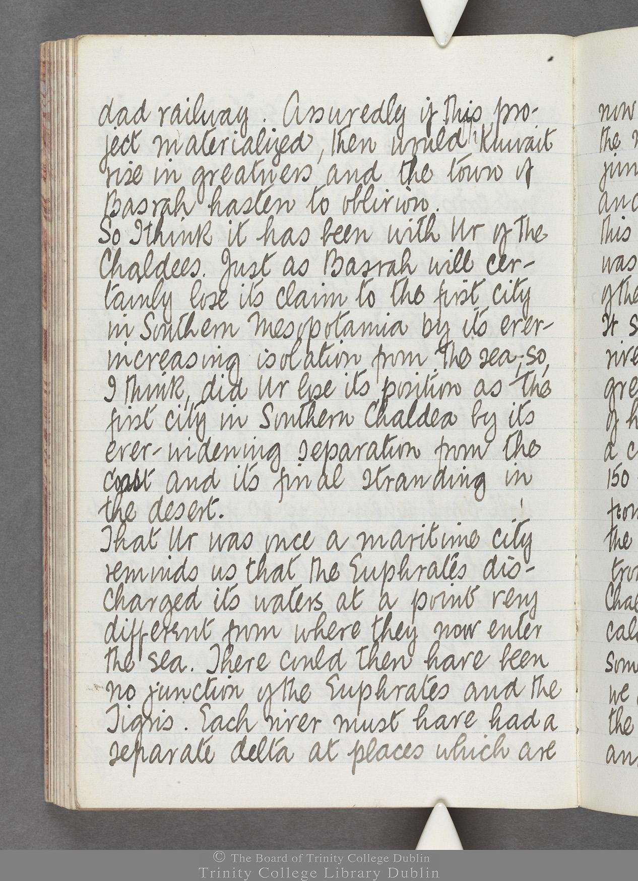 TCD MS 10516 folio 91 verso