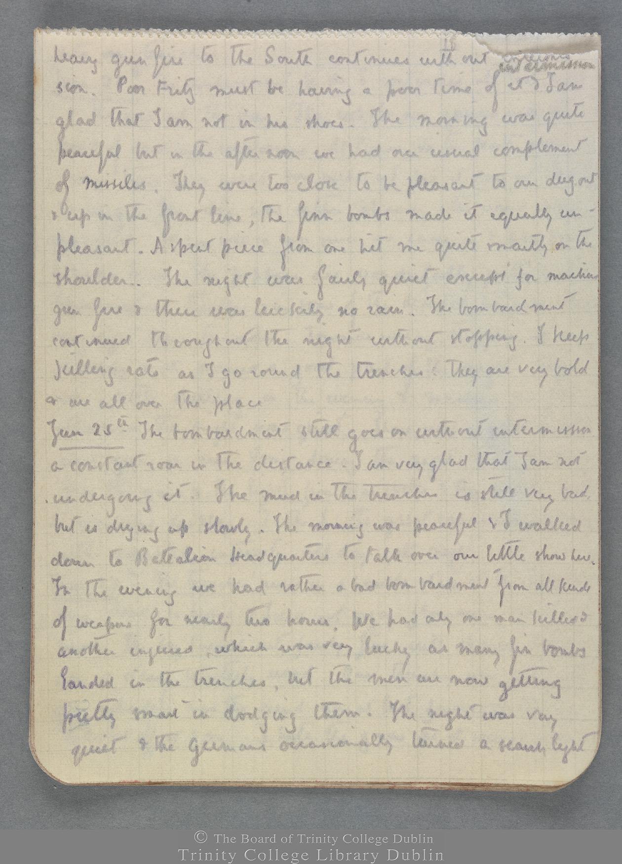 TCD MS 10821 folio 18 recto