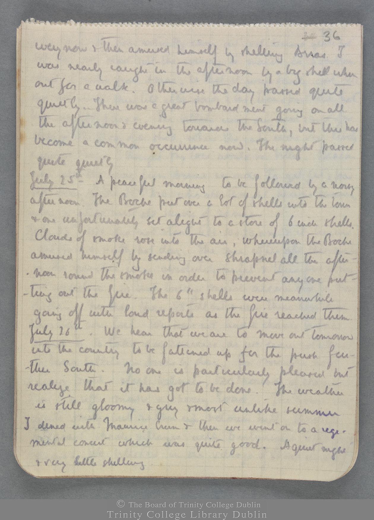 TCD MS 10821 folio 36 recto