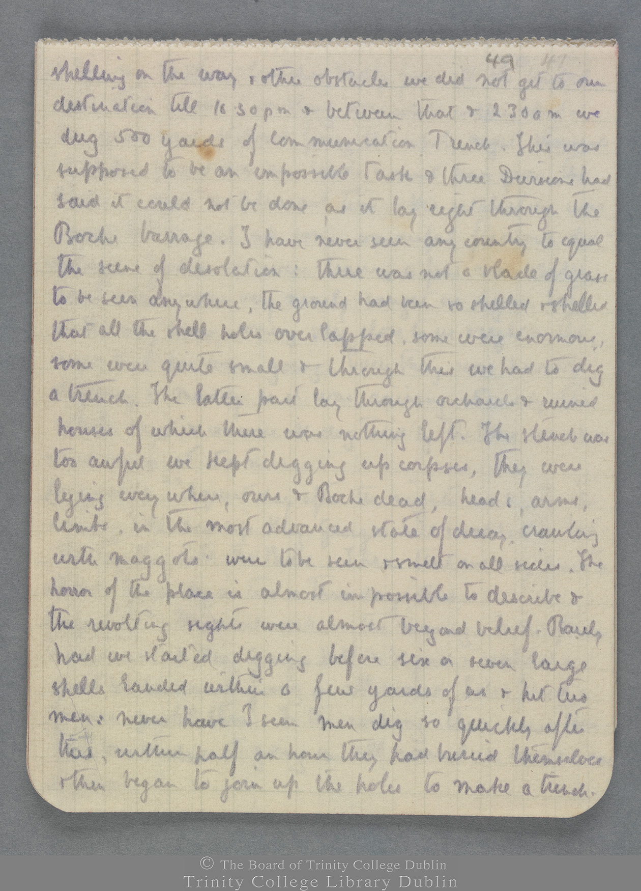 TCD MS 10821 folio 49 recto