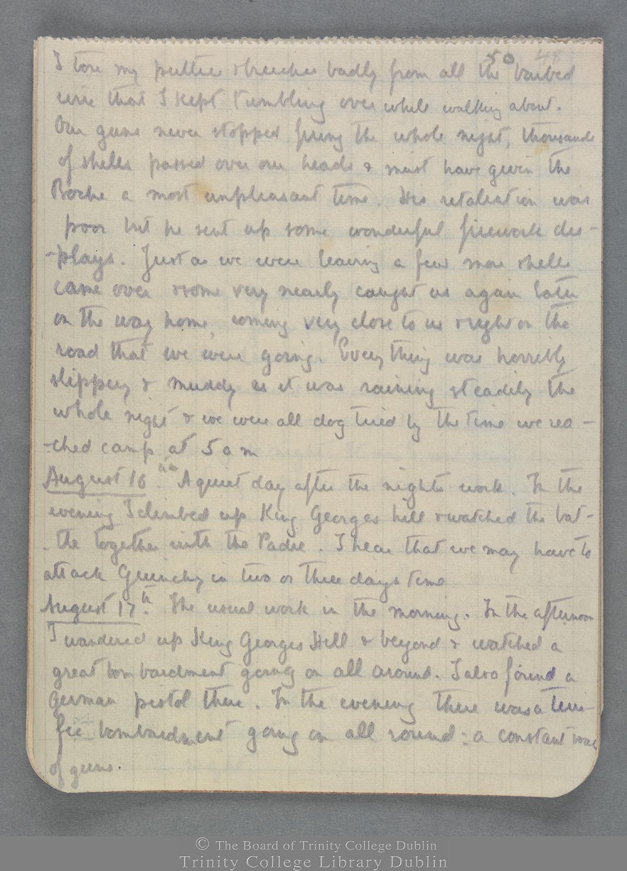 TCD MS 10821 folio 50 recto