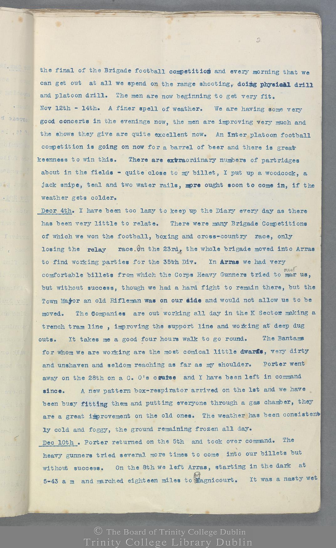 TCD MS 10822 folio 2 recto