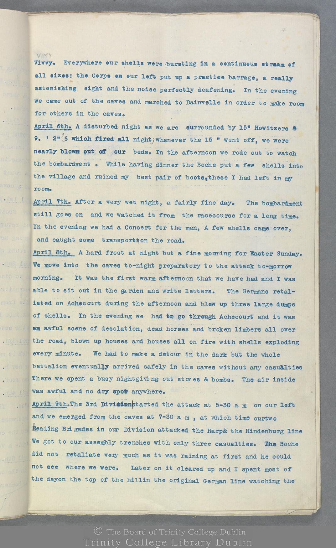 TCD MS 10822 folio 14 recto