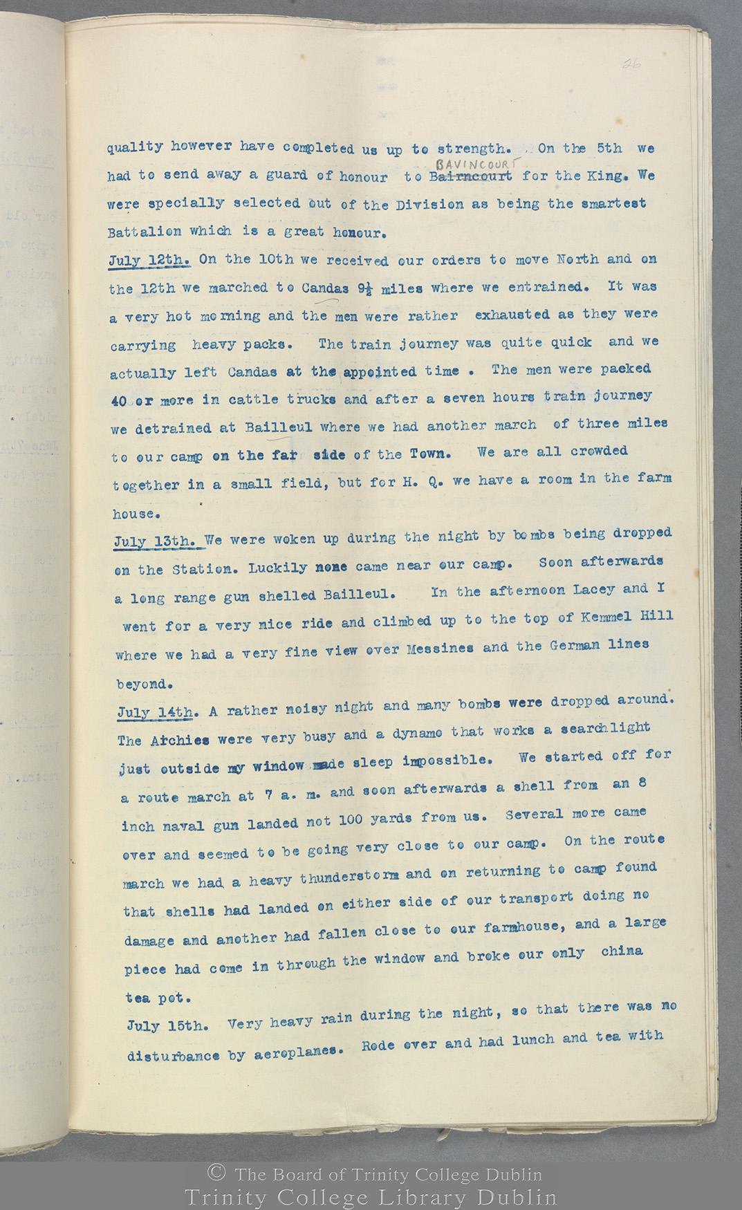 TCD MS 10822 folio 26 recto