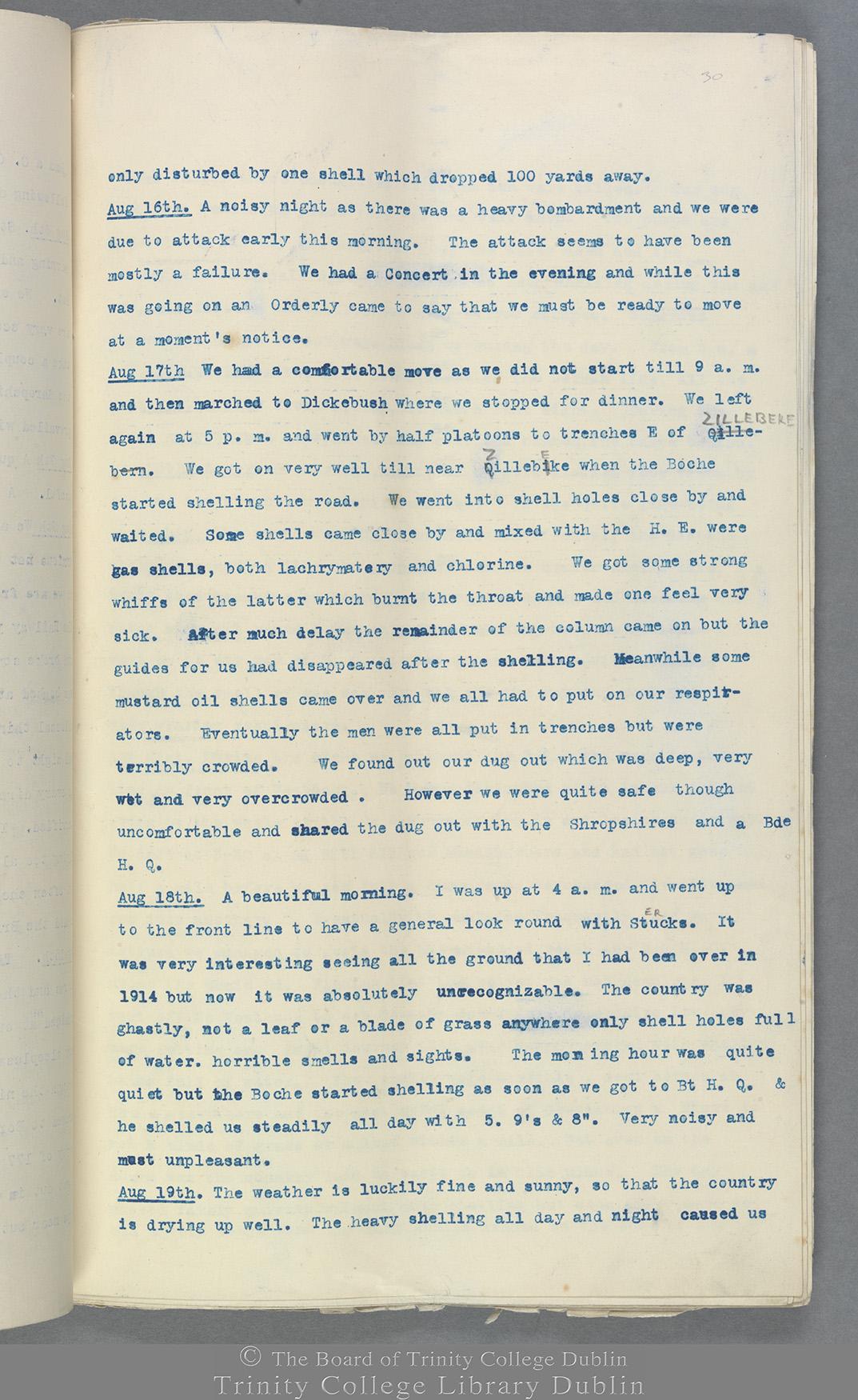 TCD MS 10822 folio 30 recto
