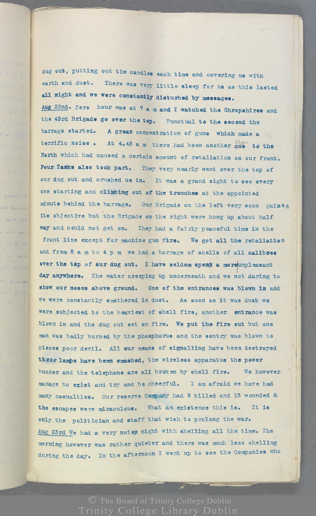 TCD MS 10822 folio 32 recto