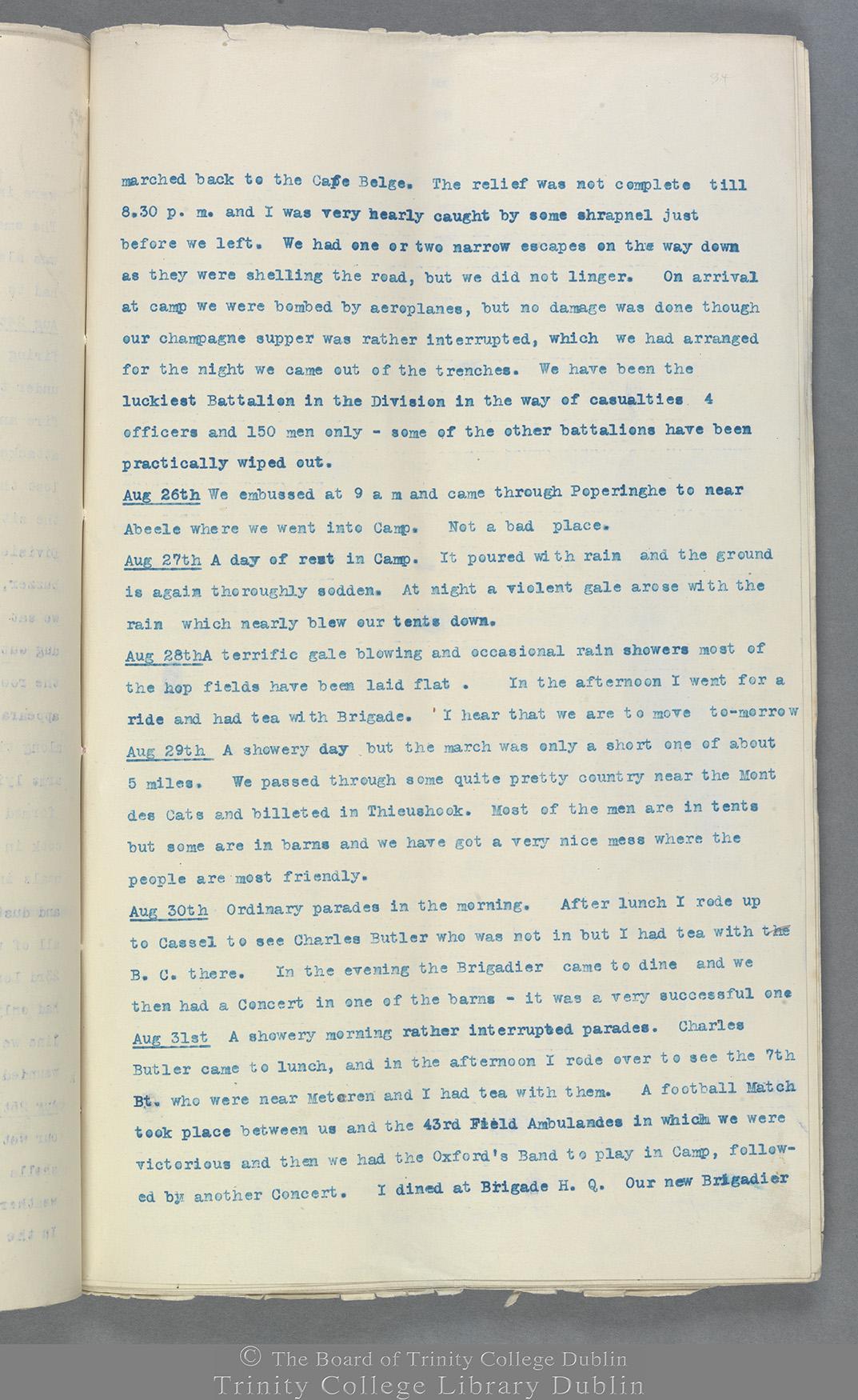 TCD MS 10822 folio 34 recto