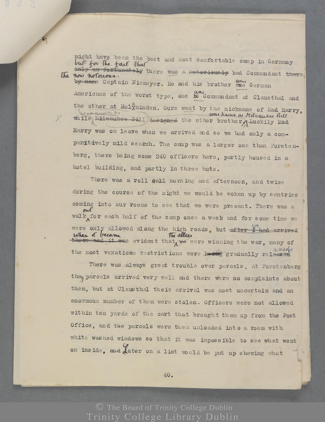 TCD MS 10823 folio 40 recto