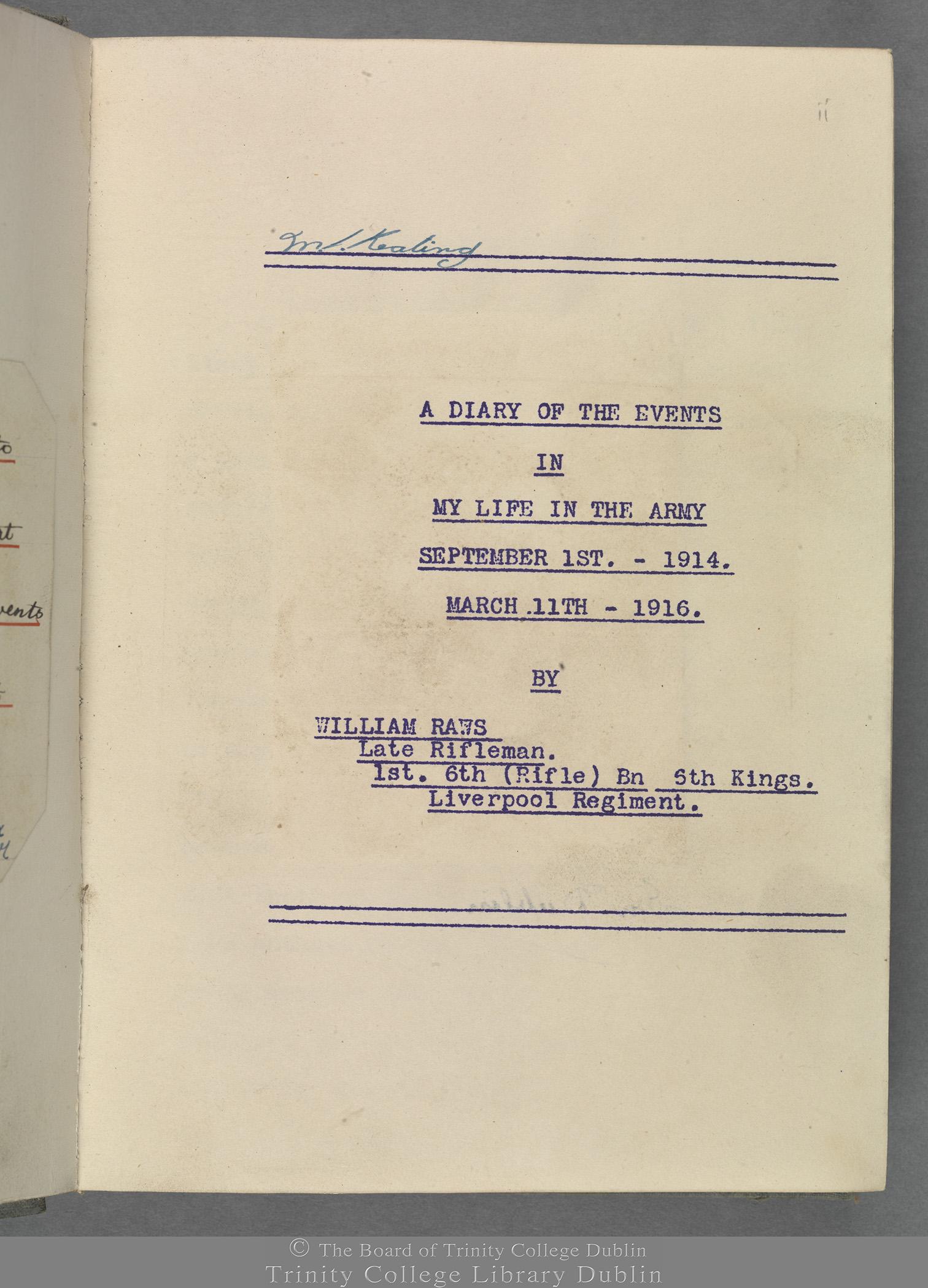 TCD MS 10853 folio ii recto