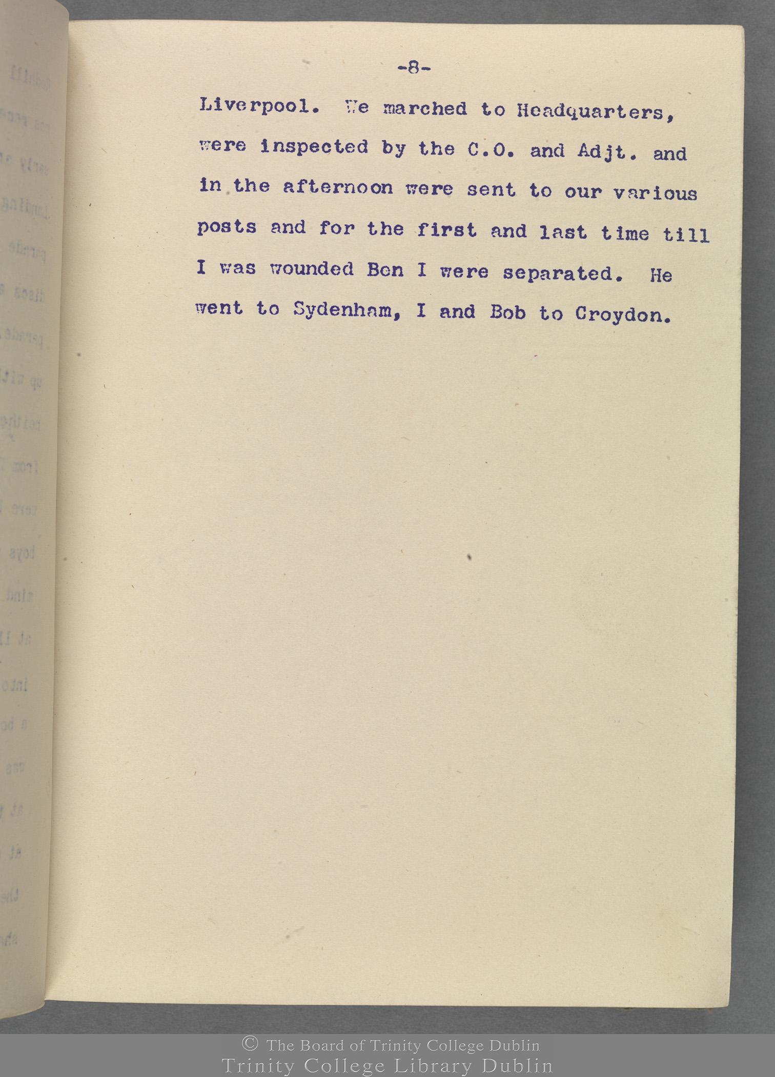 TCD MS 10853 folio 8 recto